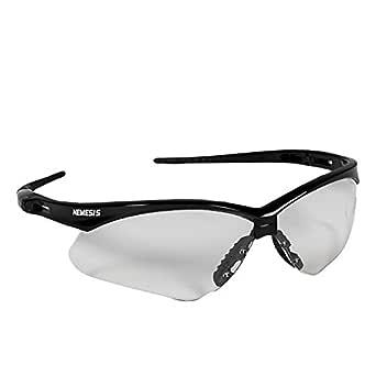 Jackson Safety Goggles, Anti Fog, Anti Scratch Protective Eyewear, Elegant Design with Excellent Eye Protection Polycarbonate, V30 Nemesis, 20381