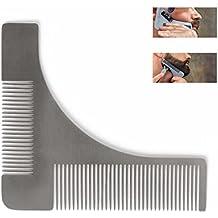 Travelmall Barba Peine-guía para Cortapelos Barberos y Afeitadoras Corporales Uso Fácil y Diseño Nuevo de Alta calidad