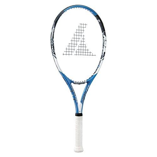 ProKennex Legend FCS Blue Tennis Racket, GripSize- 3: 4 3/8 inch