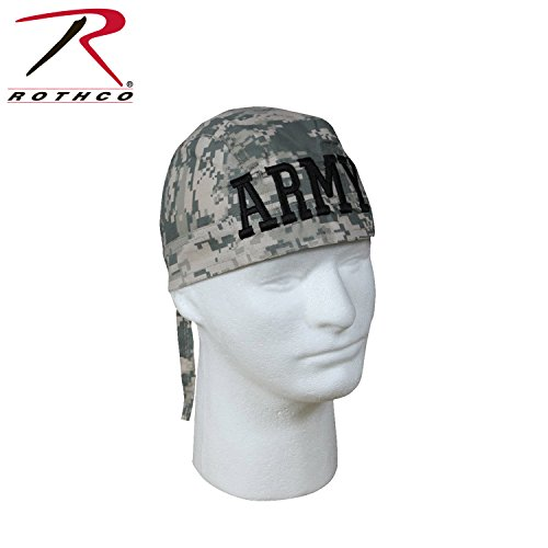 Rothco Army Headwrap, ACU Digital Camo -