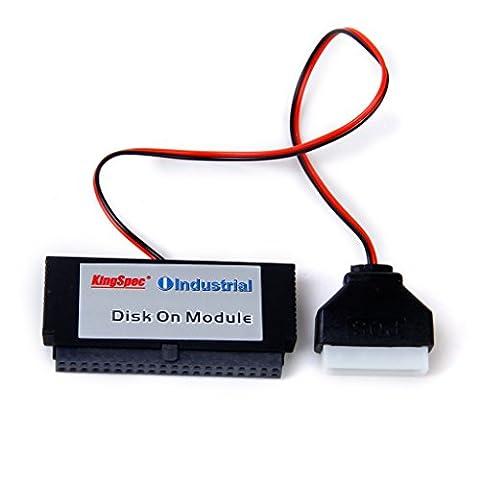 2GB Festplatte Auf Modul 40 Pin-IDE MLC-Flash-Industrie Dom Ssd (2gb Ide Flash-modul)