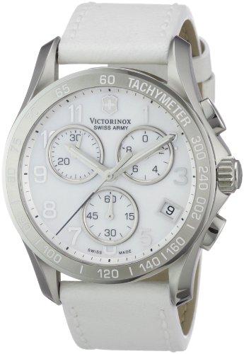Victorinox Damen-Armbanduhr XL Classic Analog Leder 241418 (Womens Watch Victorinox)