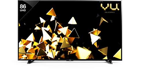 VU 216 cm (86 inch) Pixelight 4K HDR 10 TV VU-C-PXUHD86 (Black) (2018 Model)