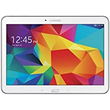 "Samsung Galaxy Tab 4 10.1 WiFi - Tablet de 10.1"" (WiFi + Bluetooh 4.0 A2DP, 16 GB, 1.5 GB RAM, Android 4.4 KitKat), blanco (importado)"