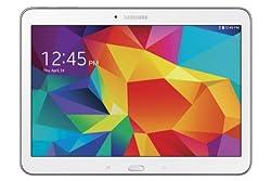 Samsung Galaxy Tab 4 (10.1 inch,16GB,Wi-Fi+3G+Voice Calling), White