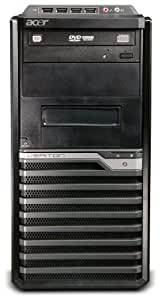 Acer Veriton M6610G Desktop-PC (Intel Core i5-2500, 3,3GHz, Intel HD, 500GB HDD, 2GB RAM, DVD, Win 7 Pro)