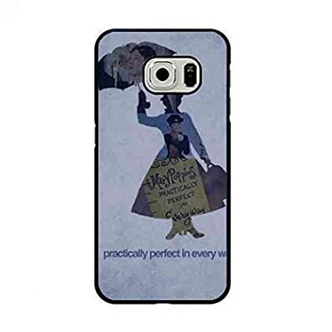 Coque Samsung S7Edge Coque Shell, Musical Comedy Mary Poppins Téléphone