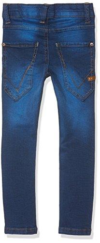 NAME IT Baby-Jungen Jeans Nitti Skinny Dnm Pant M Nmt Noos, Blau (Medium Blue Denim), 104 -