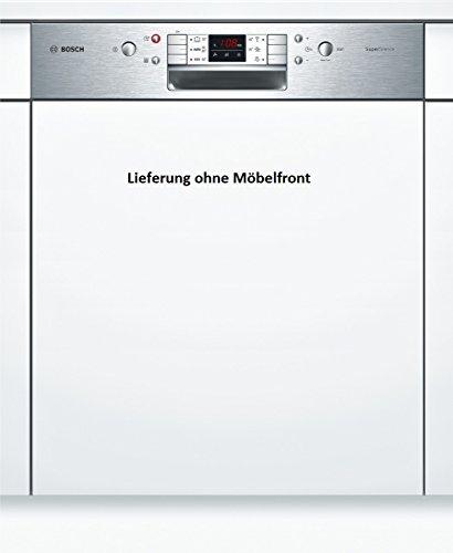 Bosch SMI68N25EU Serie 6 Geschirrspüler Teilintegriert / A++ / 266 kWh / 14 MGD / ActiveWater Technologie / DosierAssistent - 4