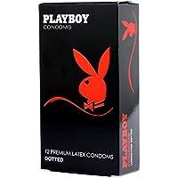 Playboy geschmiert Dotted Kondome-12Stück preisvergleich bei billige-tabletten.eu