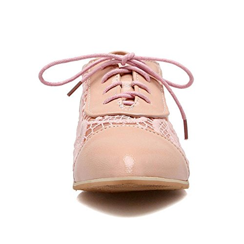 Lacets Femmes Mode Escarpins Qazsf Pink Coolcept pZwC6C