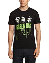 Bravado - T-shirt Homme - Green Day - Drips