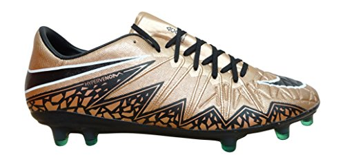 Nike, Scarpe da Calcio Uomo Silver - Silber (Urbn Lilac/Blk-Brght Mng-White 580 39 EU, (Anthracite Varsity Red Black White 904), 42 EU
