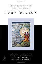 Complete Poetry and Essential Prose of John Milton (Modern Library) by John Milton (2007-09-27)