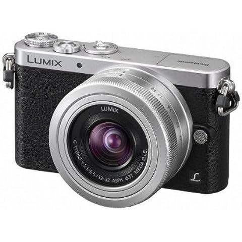 Panasonic Lumix DMC-GM1 Fotocamera Digitale Mirrorless, 16 MP, LCD 3