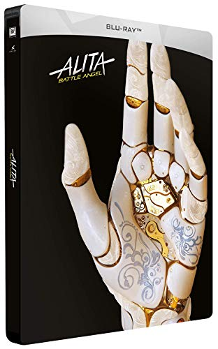 Alita : Battle Angel [4K Ultra HD + Blu-ray 3D + Blu-ray - Édition Limitée SteelBook]