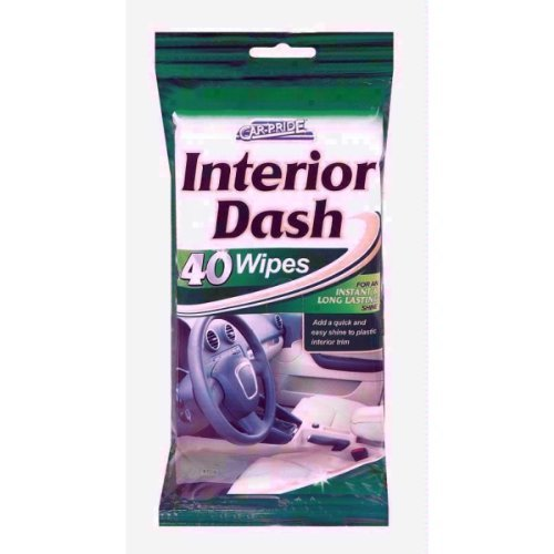 Interior Clean & Shine Wipes - 4...