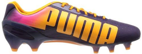 Puma , Herren Fußballschuhe lila