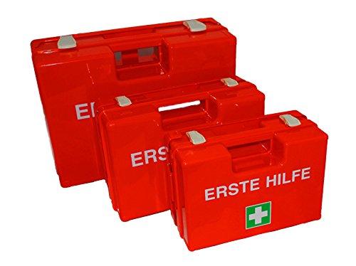 Erste Hilfe Koffer leer ohne Inhalt Größe nach Wahl (K-15)