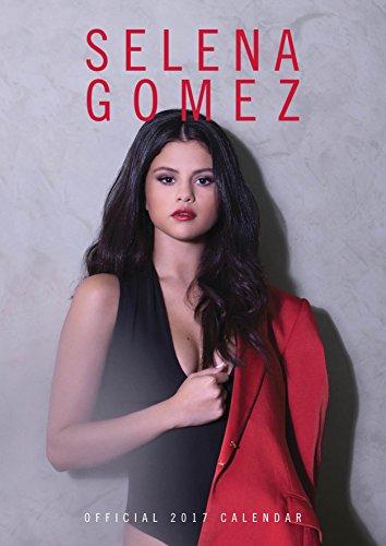 Selena Gomez Official 2017 A3 Calendar - Bilder Selena