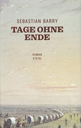 Buchseite und Rezensionen zu 'Tage ohne Ende' von Sebastian Barry