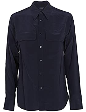 Ralph Lauren Camicia Donna 211624413012 Cotone Blu