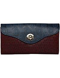 Holii Women's Wallet (Red Blue)