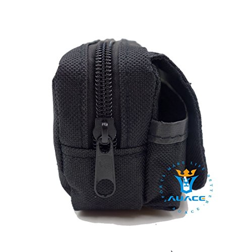 Multifunktions Survival Gear Tactical Beutel MOLLE POUCH Erkennung Taille Bag, Outdoor Camping Tragbare Travel Bags Handtaschen Werkzeug Taschen Handy Pouch BK