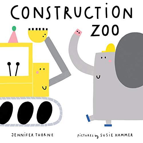 Construction Zoo (English Edition)