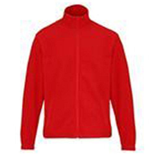2786 Herren Modern Jacke Gr. XXL, rot (Heavyweight Denim Shorts)