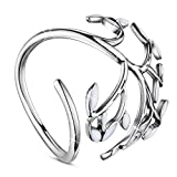 SHEGRACE Mädchen Damen -    Sterling-Silber 925     Kristall