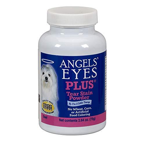 Angels Eyes Plus Rindfleisch Formel Eye Supplies für Hunde, 75gm