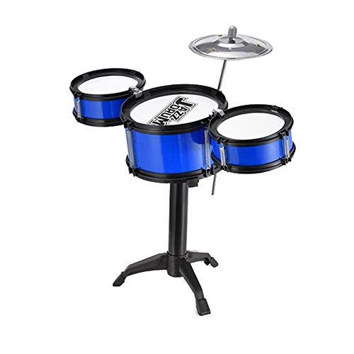 TODAYTOP Schlagzeug für Anfänger, für frühzeitige Lernspielzeuge, zum Üben von Kindern