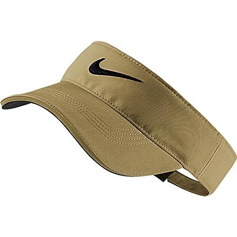 Nike Tech Tour Adjustable Golf Visor Khaki/Anthracite