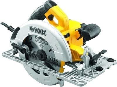 DeWalt DWE576K-QS Sega Circolare, Diametro 190 mm, Profondità 61 mm, 1600 W
