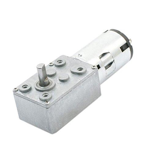 DC12 V 11500RPM Rotary 170RPM Output Speed?? Reducer Getriebe Motor Worm -
