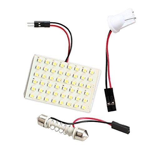 SaySure - 48 LED Auto Car Dome Festoon Interior Bulb