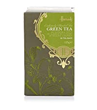 Harrods London. No. 07 Green Tea, 50 Count Tea Bags (1 Pack) Seller Product Id Grhtb0965 - USA Stock