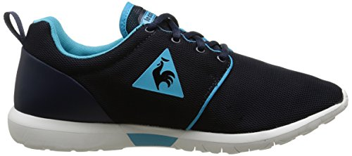 Le Coq Sportif Dynacomf Classic Herren Sneaker Blau - Bleu (Dress Blue/Blue Atoll)