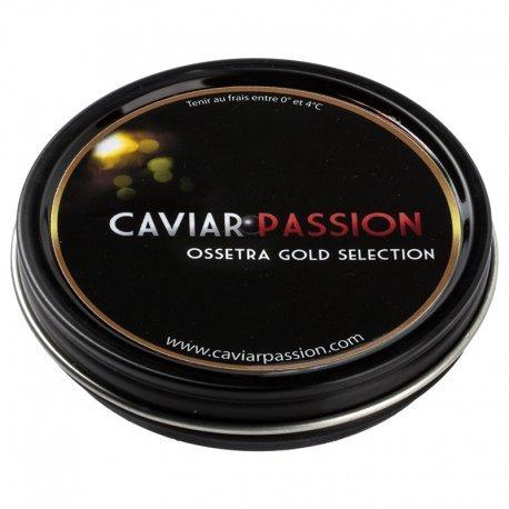 Caviar - Passion Osciètre Gold Selection