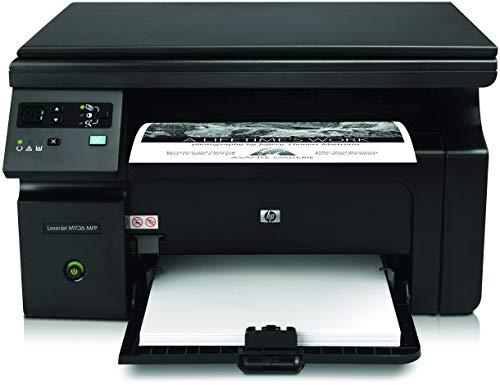 5. HP LaserJet Pro M1136 Multifunction Monochrome Laser Printer