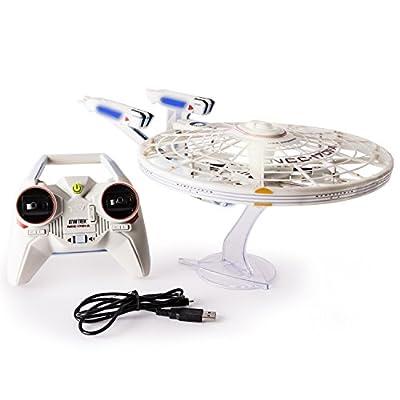 Air Hogs - 6027406 - Star Trek USS Enterprise - NCC1701-A - Remote Control - Light and Sound