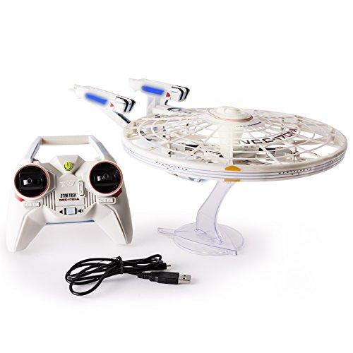 Airhogs - 6027406 - Radio Commande - Star Trek U.S.S Enterprise