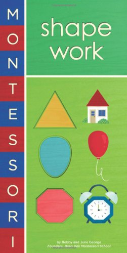 Montessori : Shape Work: Shape Work