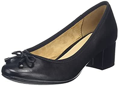 Hush Puppies Damen Nikita Discover Pumps Schwarz