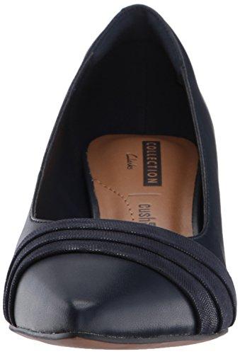 Clarks , Damen Sneaker Navy