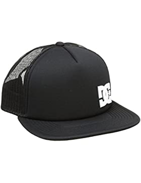 DC Shoes Madglads Gorra, Hombre, Negro (Anthracite Solid), Talla Única