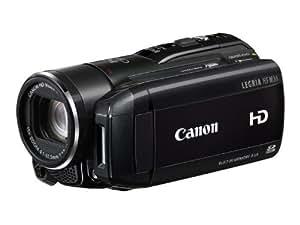 Canon HF M36 Caméscope à mémoire Flash 8 Go Port SD Full HD Noir