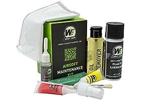 Kit Entretien Et Maintenance Nuprol 8 Produits We Pour Gbb Et Aeg