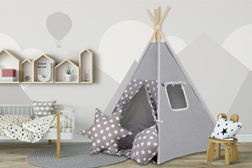 TIPI Zelt Indianerzelt Spielzelt entworfen von Dreamzzz